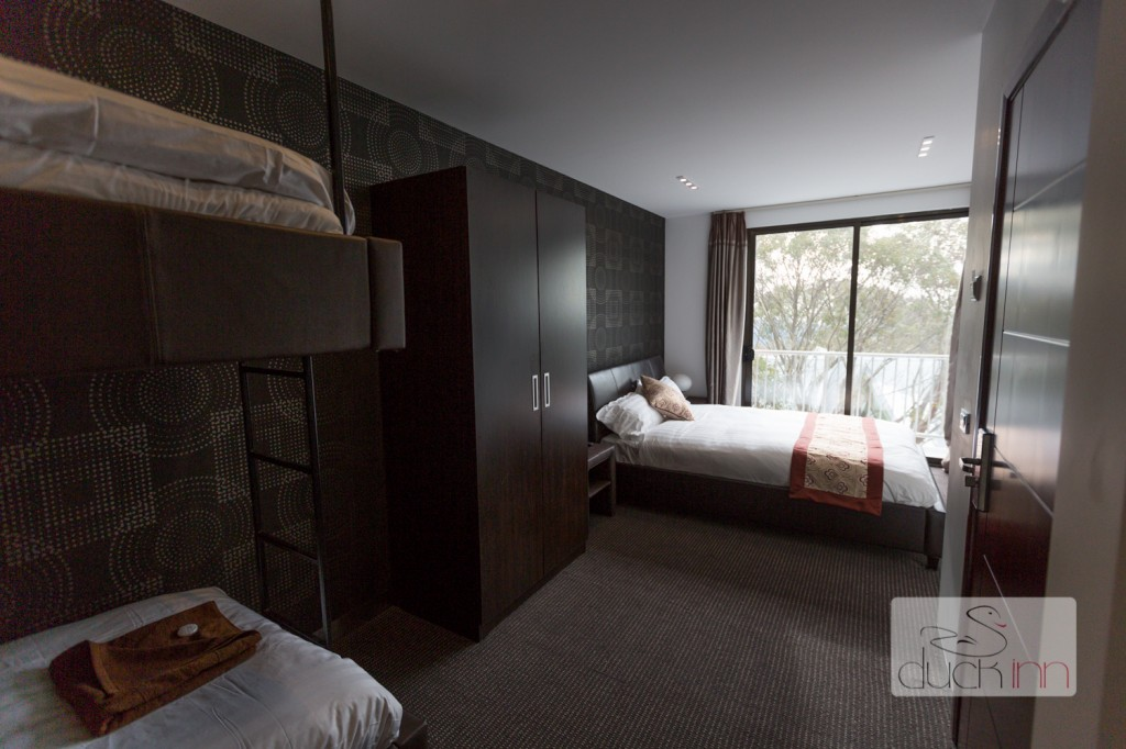 Duck Inn bedroom 1