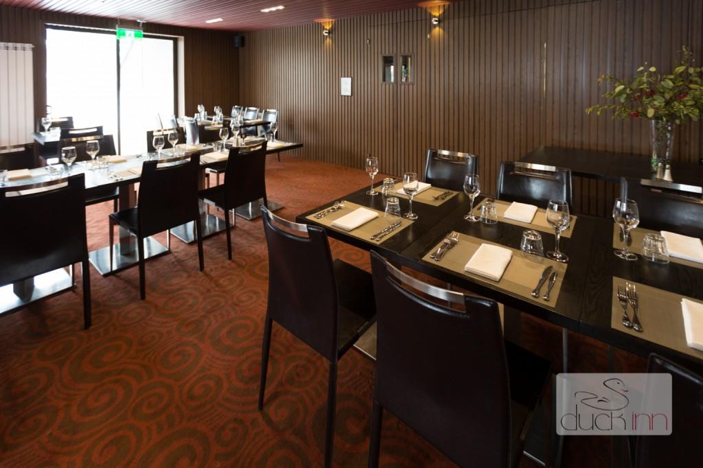 Duck Inn dining room 2014