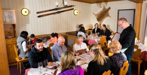 ENZIAN HOTEL- Fine dining