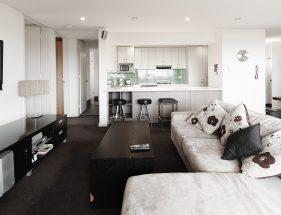 main living area, kitchen living open plan